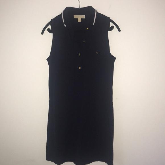 Michael Kors Dresses & Skirts - Michael Kors Sleeveless Polo shirt Dress